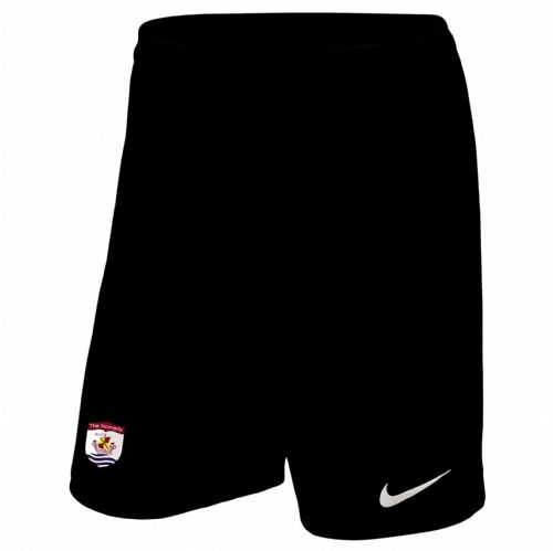 Nomads Black Training Shorts